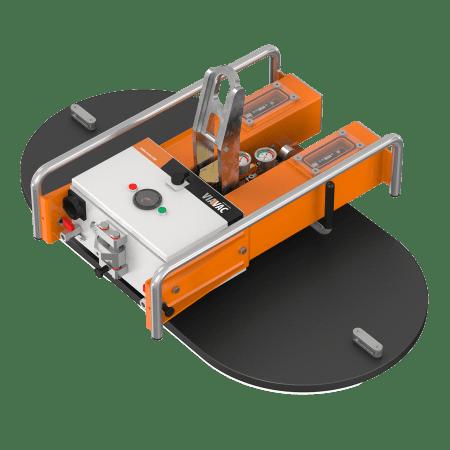 Cladboy Compact Vacuum Lifter To Install Wall Panels Viavac
